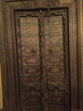 Rajasthani Doorway