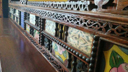 Vintage Ornate Canopy
