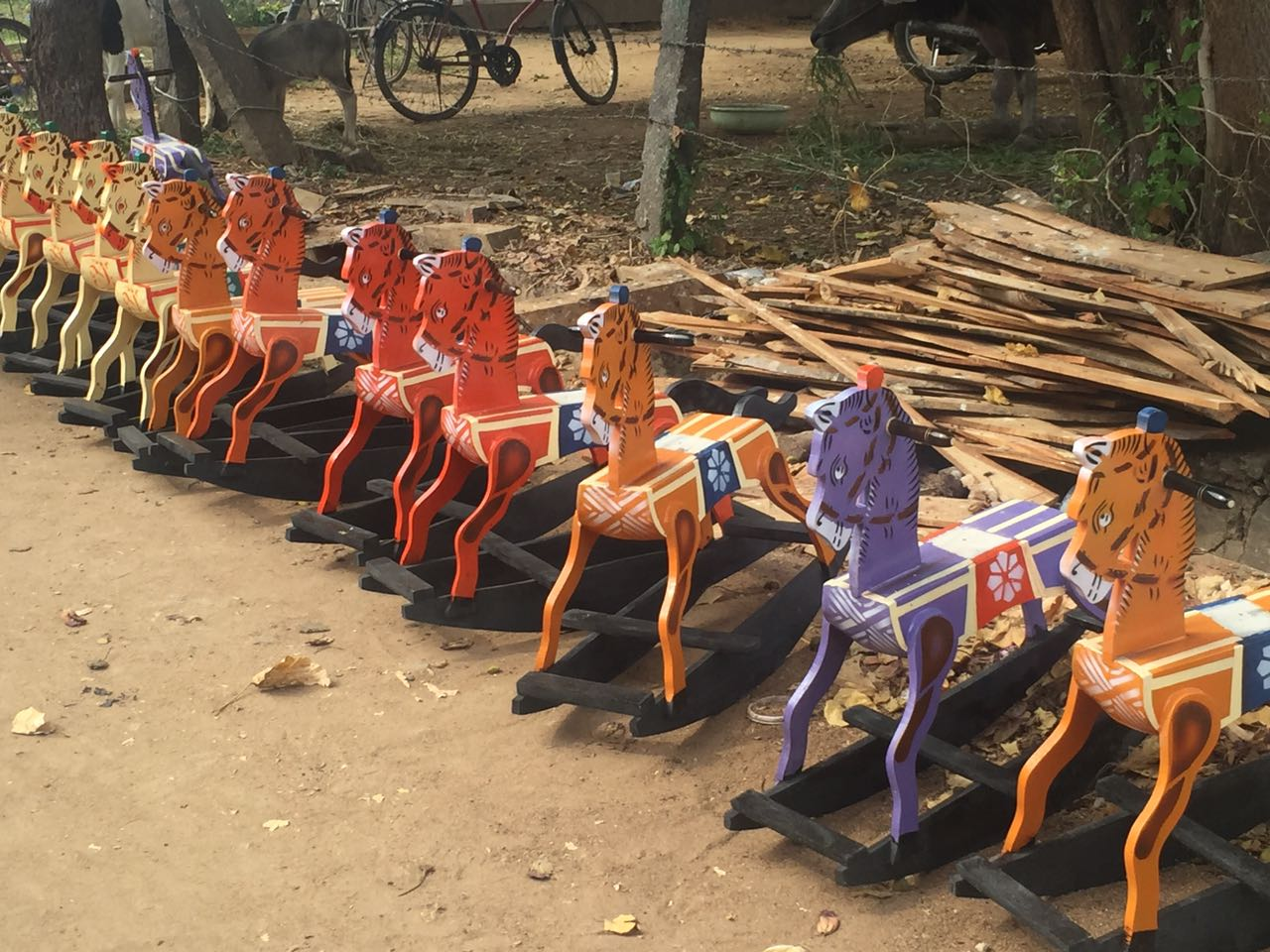 Aparna Challu Channapatna Toys 15
