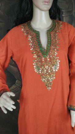 Rajasthani Gota-Patti Kurti