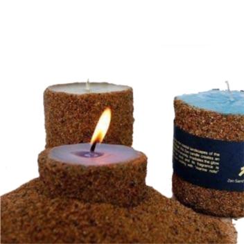 Zen Natural Candle Series
