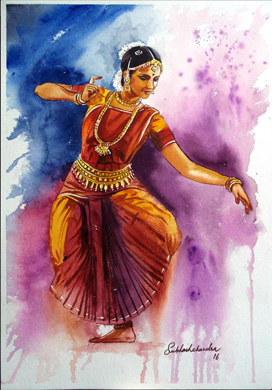 Divinity: Bharata Natyam