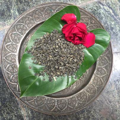 Mogul Chai: Kashmiri Green Tea