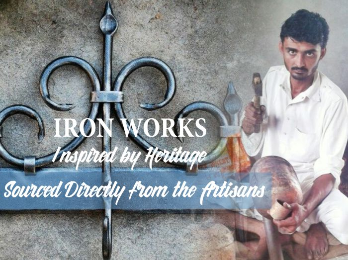 Iron Works Book