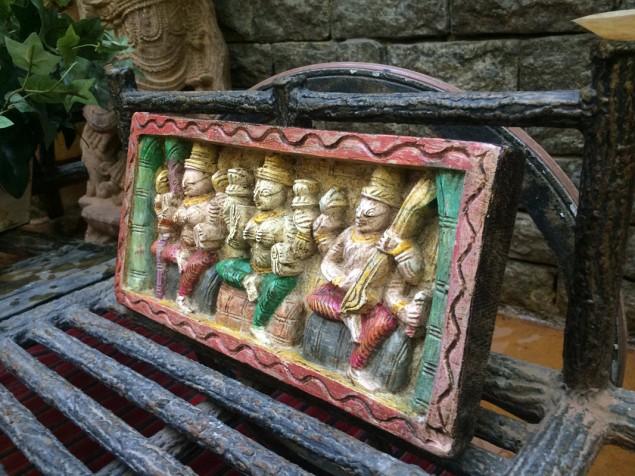 Wooden Panel - Wood Work Tamil Nadu