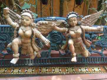 Angels- - Wood Work Tamil Nadu