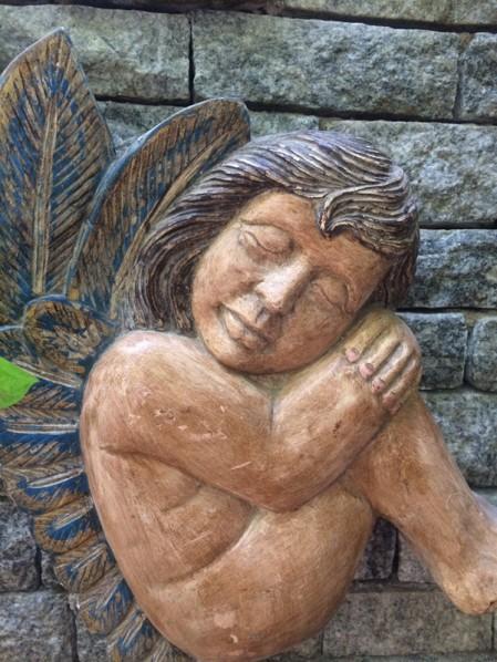 Angel - Wood Work Tamil Nadu