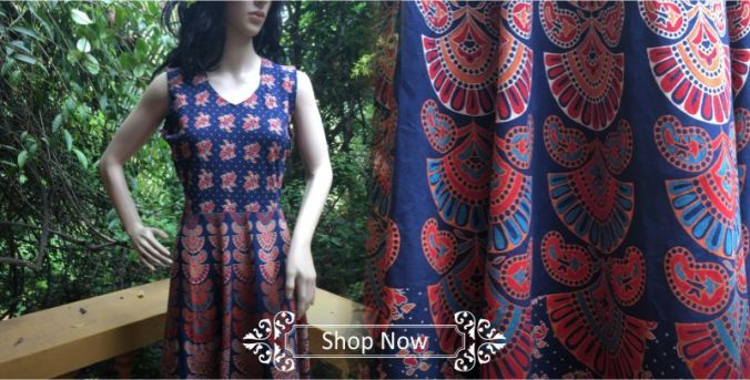 Jaipuri-Summer Dresses 1