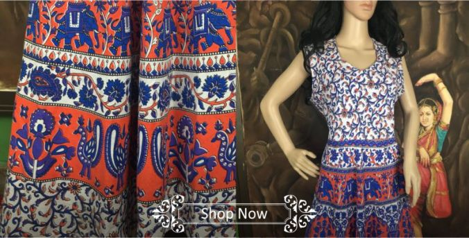 Jaipuri-Summer Dresses 2