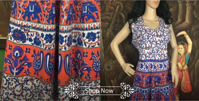 Jaipuri-Summer Dresses 2