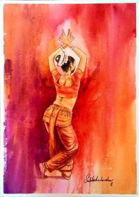 Meet-the-Master-Series-Shree-Subhash-Chandra-Gowda-Master-painter-in-Water-Colours-Karnataka-India-Aparna-Challu-jpg (5)