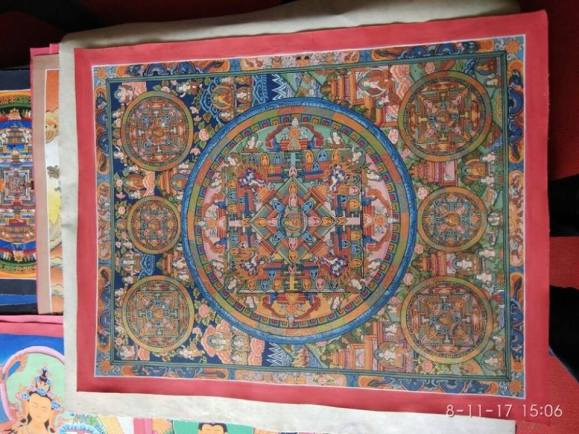 Meet-the-Master- Series -Shree- Surya Lama-Thangka- Buddhist- Painting- Dharamshala- India-Aparna-Challu-jpg (7)